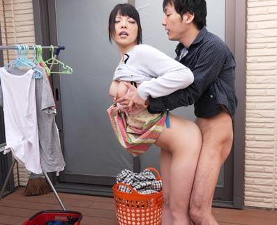 『いいよっ!好きなだけ出してぇ!』上原亜衣といつでも子作りできる夢の同棲生活!いつでもどこでも膣内射精交尾♡