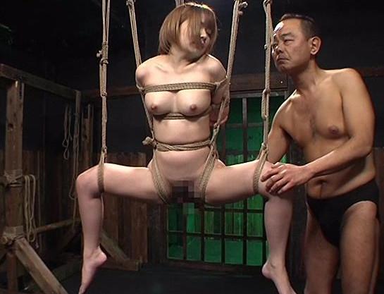 麻里梨夏がハード調教でドM覚醒!緊縛拘束されて容赦なく責められる快楽拷問!