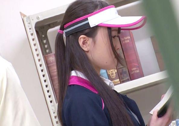 『ヤダっ!触らないでぇ!』部活帰りの美少女を図書館で襲いかかる痴漢男!嫌がるマンコへ鬼畜チンポが無理やり侵入!