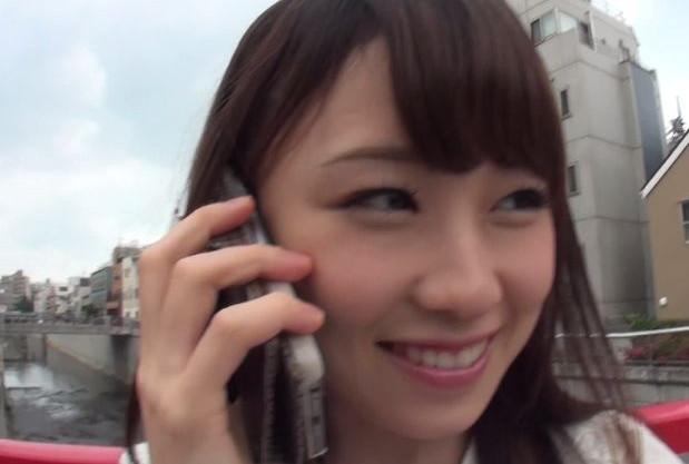 【S級素人】美人女子大生が友達と一緒にエロチャレンジ!友達の前で痴態を晒し即ハメファックでチンポに悶え狂う!