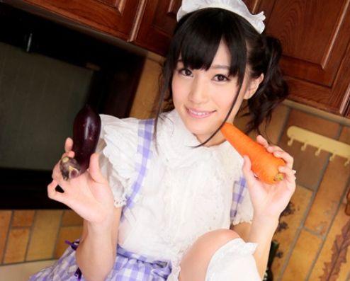 ◆高橋しょう子◆グラドル美少女メイドさんがご主人様にご奉仕♡Gカップ巨乳をはずませ激しくハメ狂う濃厚セックス!