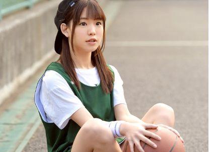 ◆双葉良香◆くびれ巨乳の女子大生バスケット選手がAVデビュー!鍛え抜かれた筋肉ボディが強烈ピストンでガチ悶絶!
