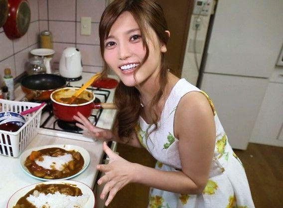 ◆榊梨々亜◆エロカワ美人女優が彼女になって夢の恋人性活♡主観映像でガチ恋イチャラブ気分を味わえるドキドキ体験♡