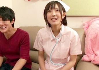 ◆小倉ゆず◆人気AVアイドルが素人クンのお部屋を訪問!巨乳おっぱい独り占めで憧れのマンコと即ハメセックス♡