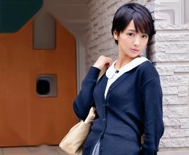 ◆向井藍◆ショートカットの美人女優を素人ファンのお宅へレンタル!スレンダーボディでご奉仕する神対応セックス♡