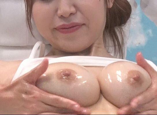 【MM号】オイルでテカッた巨乳ボディがエロいww妊活中の若奥さんを性感エステで発情させて他人ザーメン中出し!