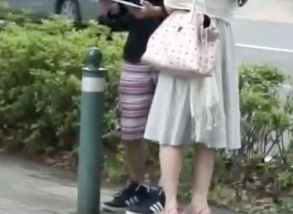 【人妻ナンパ】タワマン乱立の人気住宅街でセレブ奥さん発見!ホテルへ連れ込んで即ハメセックスでどっぷり中出し♡