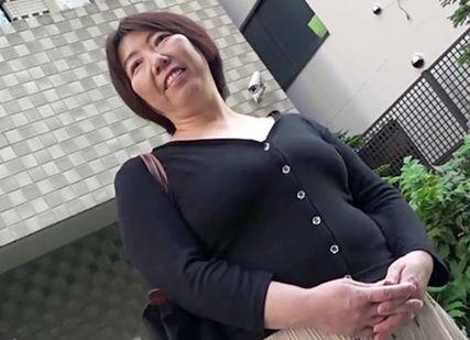 スケベな雰囲気を匂わせる極上おばちゃん55歳…セックスが好きすぎて思わず人様のチンポでアクメしてしまう